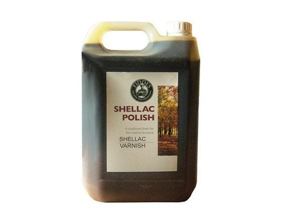 Lakier szelakowy Fiddes Shellac Varnish 5L
