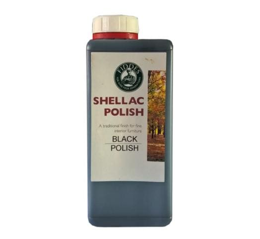 Politura czarna Fiddes Black Polish 1L