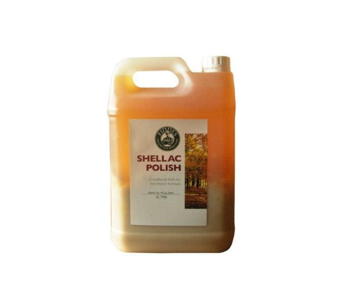 Politura bezbarwna Fiddes White Polish 5L